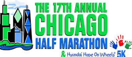 Half Marathon Flyer