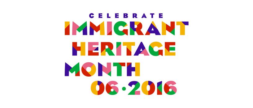 ImmigrantHeritageMonthJune2016