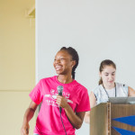 Abiola Salimon of Chicago discusses what it means to be a girl in her city.