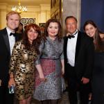 Jonathan Michalczyk; Anna Razdolsky (Forever Smiles); Albina Shagimuratova; Yan Razdolsky (Forever Smiles); and Elizabeth Michalczyk