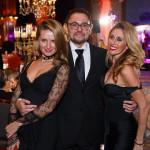 Olga Yarshova; Igor Boguslavsky (CEO of Belmont Trading); and Julia Sino