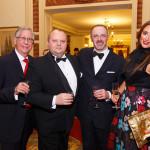 Arlen Gould; Gene Meltser (Meltser Law Group); Alex Kaplan; and Victoria Friedman