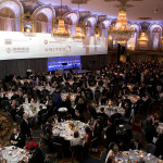 2016 Chicago Consular Corps Gala guests in the grand ballroom